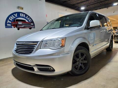 2012 Chrysler Town and Country for sale at Italy Blue Auto Sales llc in Miami FL