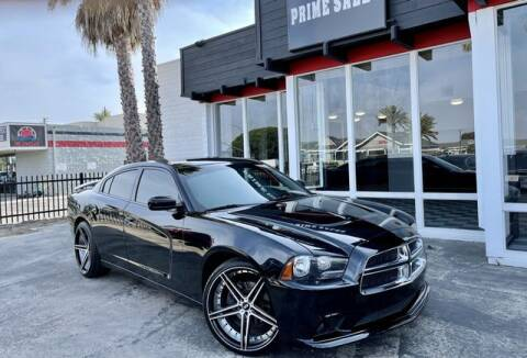 2014 Dodge Charger for sale at Prime Sales in Huntington Beach CA