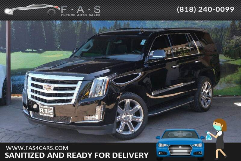 2016 Cadillac Escalade for sale at Best Car Buy in Glendale CA