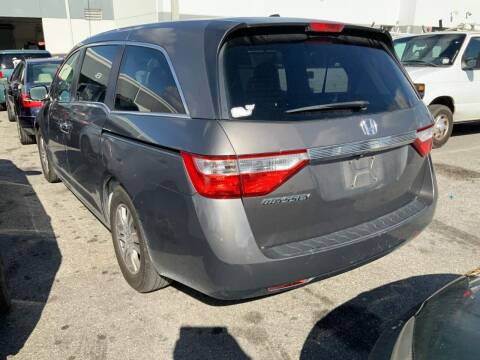 2011 Honda Odyssey for sale at GP Auto Connection Group in Haines City FL