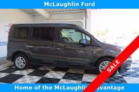 2020 Ford Transit Connect Wagon for sale at McLaughlin Ford in Sumter SC
