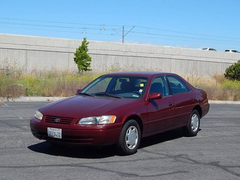 1999 Toyota Camry for sale at Crow`s Auto Sales in San Jose CA
