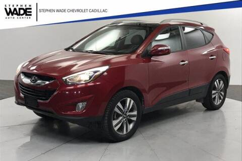 2014 Hyundai Tucson for sale at Stephen Wade Pre-Owned Supercenter in Saint George UT