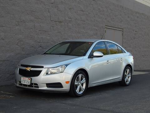 2012 Chevrolet Cruze for sale at Gilroy Motorsports in Gilroy CA
