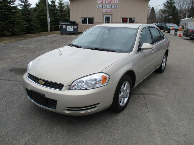 2008 Chevrolet Impala for sale at Richfield Car Co in Hubertus WI