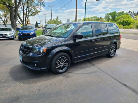 2016 Dodge Grand Caravan for sale at Premier Motors LLC in Crystal MN