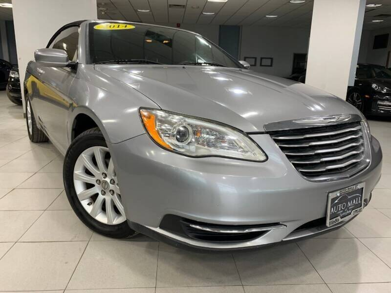 2014 Chrysler 200 Convertible for sale in Troy, MI