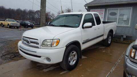 2004 Toyota Tundra for sale at Economy Auto Sales in Dumfries VA