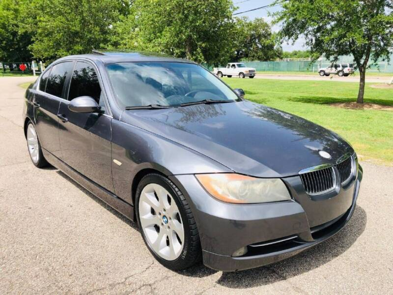 2007 BMW 3 Series for sale at Prestige Motor Cars in Houston TX