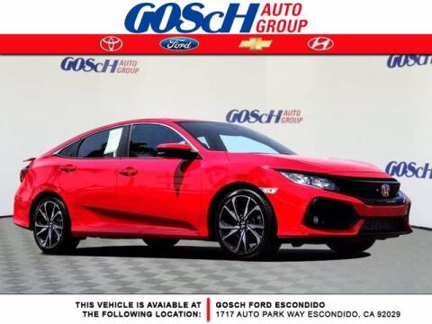 2018 Honda Civic for sale at BILLY D SELLS CARS! in Temecula CA