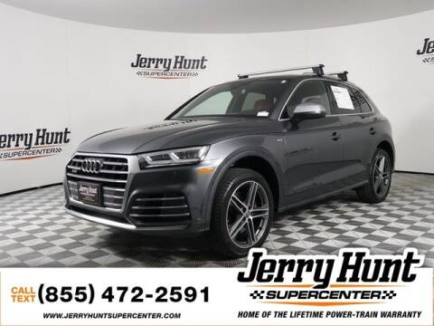 2018 Audi SQ5 for sale at Jerry Hunt Supercenter in Lexington NC