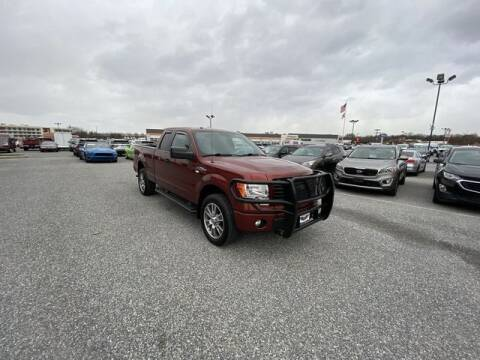 2014 Ford F-150 for sale at King Motors featuring Chris Ridenour in Martinsburg WV