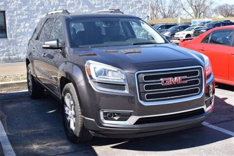 2015 GMC Acadia for sale at BOB ROHRMAN FORT WAYNE TOYOTA in Fort Wayne IN