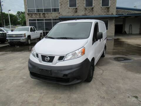 2018 Nissan NV200 for sale at Lone Star Auto Center in Spring TX