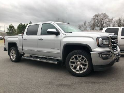 2017 GMC Sierra 1500 for sale at Callahan Motor Co. in Benton AR