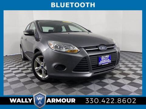 2014 Ford Focus for sale at Wally Armour Chrysler Dodge Jeep Ram in Alliance OH