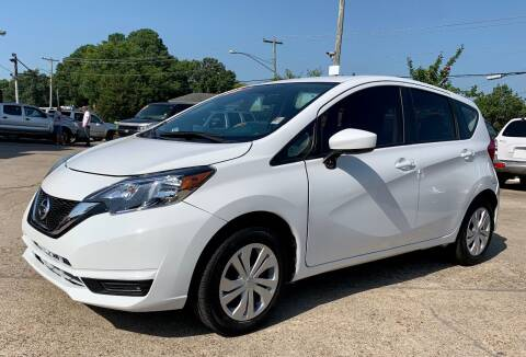 2018 Nissan Versa Note for sale at Steve's Auto Sales in Norfolk VA