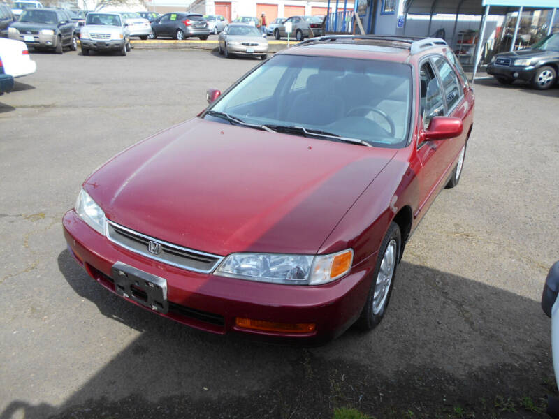 1996 Honda Accord for sale at Family Auto Network in Portland OR