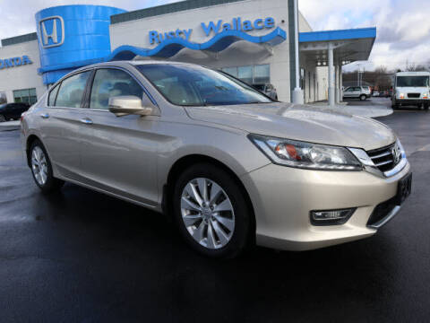 2013 Honda Accord for sale at RUSTY WALLACE HONDA in Knoxville TN