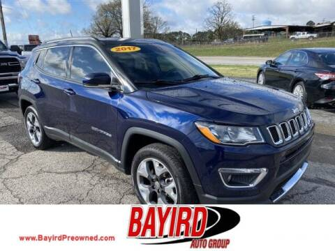 2017 Jeep Compass for sale at Bayird Truck Center in Paragould AR