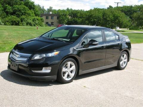 2013 Chevrolet Volt for sale at The Car Vault in Holliston MA