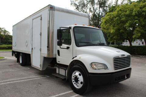 2011 Freightliner M2 106 for sale at Truck and Van Outlet in Miami FL