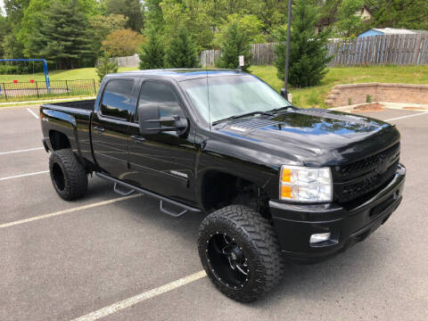 2013 Chevrolet Silverado 2500HD for sale at Superior Wholesalers Inc. in Fredericksburg VA