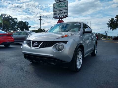 2014 Nissan JUKE for sale at BAYSIDE AUTOMALL in Lakeland FL