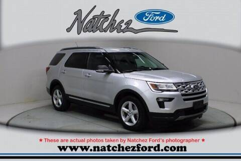 2019 Ford Explorer for sale at Auto Group South - Natchez Ford Lincoln in Natchez MS