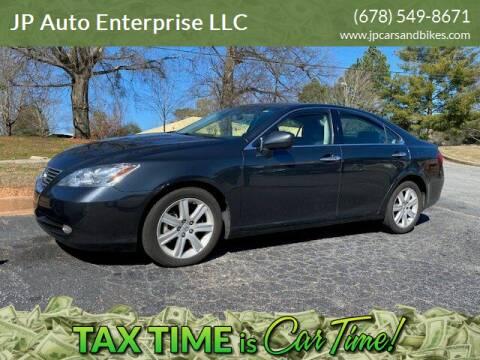 2007 Lexus ES 350 for sale at JP Auto Enterprise LLC in Duluth GA