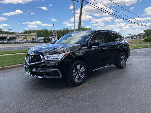 2018 Acura MDX for sale at iCar Auto Sales in Howell NJ