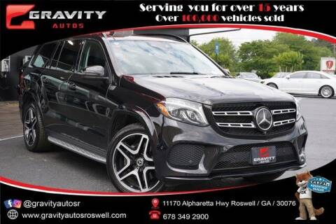 2018 Mercedes-Benz GLS for sale at Gravity Autos Roswell in Roswell GA