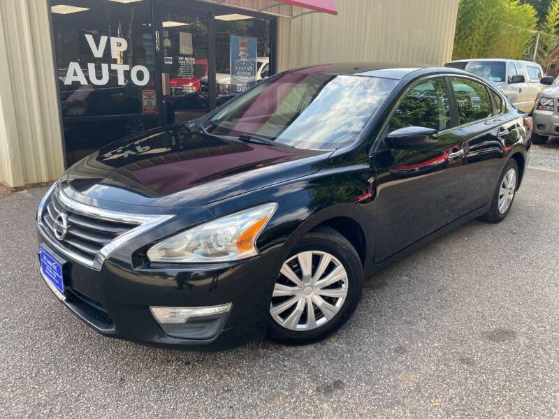 2013 Nissan Altima for sale at VP Auto in Greenville SC