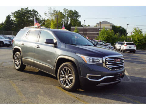 2019 GMC Acadia for sale at Classified pre-owned cars of New Jersey in Mahwah NJ