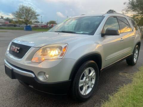 2012 GMC Acadia for sale at 5 STAR MOTORS 1 & 2 in Louisville KY