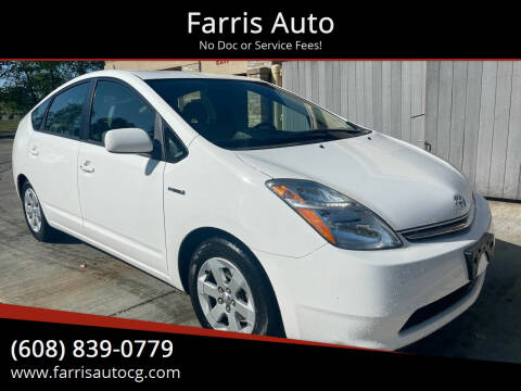 2009 Toyota Prius for sale at Farris Auto in Cottage Grove WI