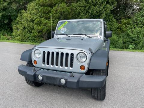 2010 Jeep Wrangler Unlimited for sale at Washington Auto Repair in Washington NJ
