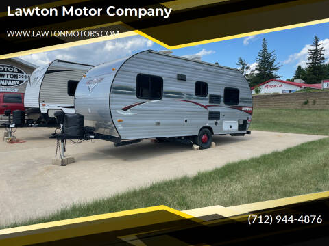 2015 SUNRAY RS189 for sale at Lawton Motor Company in Lawton IA