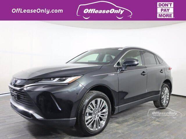 2021 Toyota Venza for sale in Miami, FL