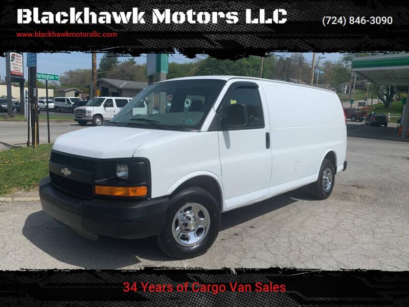2006 Chevrolet Express Cargo for sale at Blackhawk Motors LLC in Beaver Falls PA