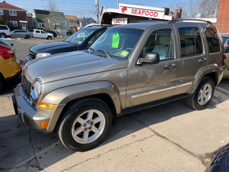 2005 Jeep Liberty for sale at Frank's Garage in Linden NJ