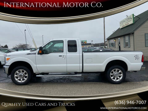2015 Ford F-250 Super Duty for sale at International Motor Co. in St. Charles MO
