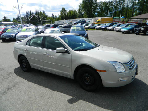 2008 Ford Fusion for sale at J & R Motorsports in Lynnwood WA