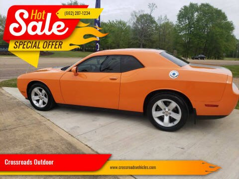 2012 Dodge Challenger for sale at Crossroads Outdoor in Corinth MS