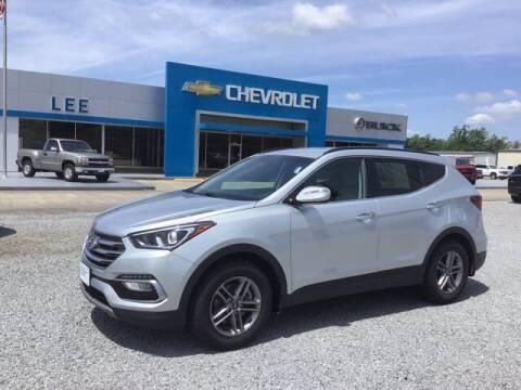 2018 Hyundai Santa Fe Sport for sale at LEE CHEVROLET PONTIAC BUICK in Washington NC