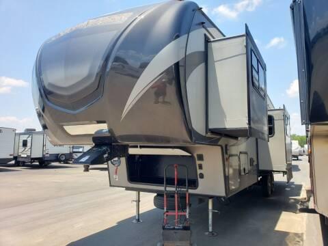 2017 Keystone Sprinter 347FWLFT for sale at Ultimate RV in White Settlement TX
