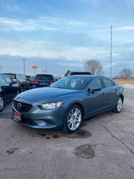 2015 Mazda MAZDA6 for sale at Broadway Auto Sales in South Sioux City NE