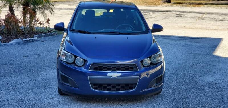 2014 Chevrolet Sonic for sale at Royal Auto Mart in Tampa FL