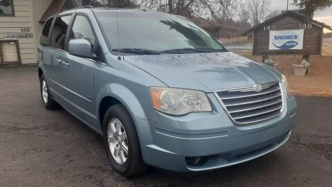 2008 Chrysler Town and Country for sale at Shores Auto in Lakeland Shores MN