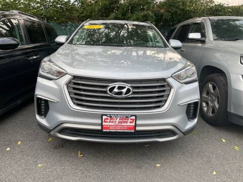 2017 Hyundai Santa Fe for sale at Buy Here Pay Here Auto Sales in Newark NJ